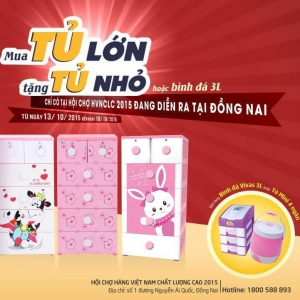 Vietnamese High Quality Goods Fair from 30th August to 4th September 2016